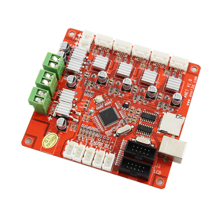 3D Printer Motherboard Ramps1.4 Main Control Board for Reprap Prusa i3 3D Printers