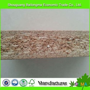 particle board 25mm price laminated chipboard price