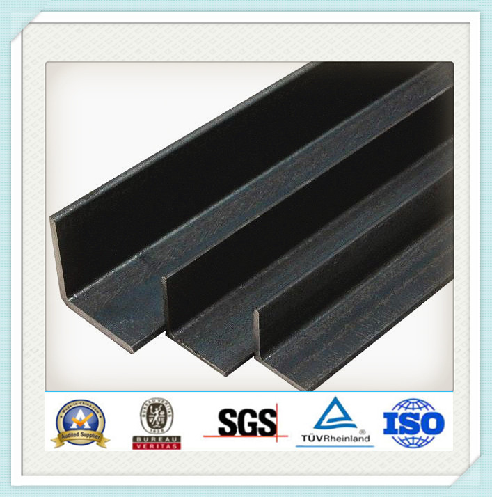 S235 angle steel/steel angle with holes/mild steel angle
