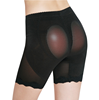 Removeable Silicone Buttock Mesh Women's Pants Latest Design, Half Pants For Women