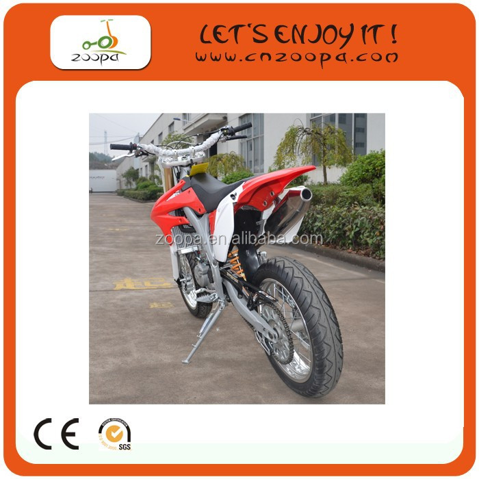 Engine Street Motorcycle with Good Quality dirt bike 250CC