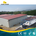 Fast Construction Cheap Steel Structure Warehouse