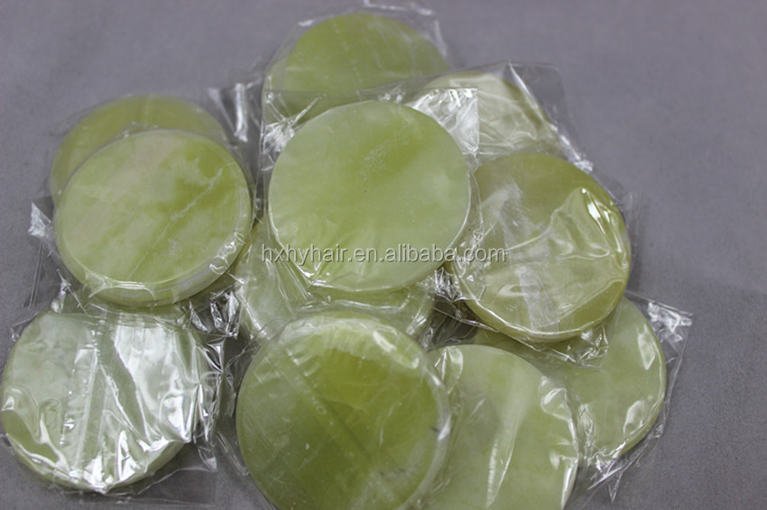 2016 hot sales cheap popular jade stone for eyelash extension tools
