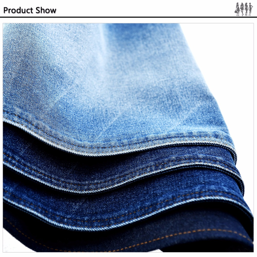 Stretch Denim Jeans Fabric Cloth foshan china cotton denim textile fabric suppliers