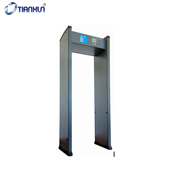 Walk Through Metal Detector TX-200A Security Door Frame Metal Detector Gate