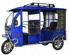 tuk tuk electric opened the tricycle three wheeler for passenger