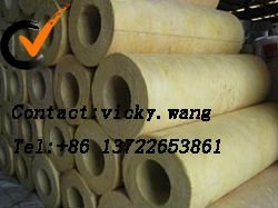 Heat insulation Basalt wool Pipe