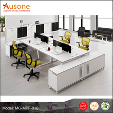 Furniture office workstations for open plan cubicle partition