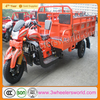 Made in China Supplier 2013 New Design 150cc/200cc/250cc Water Cooled Super Price China Scooter truck tricycle for Sale