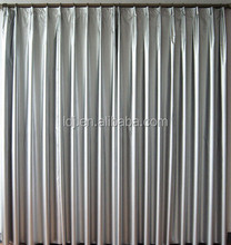 Silver Coating Fabric/silver fabric used for curtain