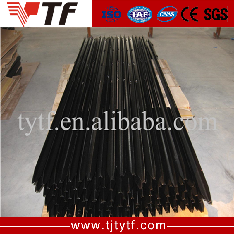 all kinds of fence posts/Y post/metal fence pole manufacturer in China