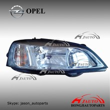 Auto Car Front Head Lamp Lights For Chevrolet Viva Astra / Holden Astra / Vauxhall Astra