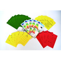 High Quality White Card Paper Hang Tag For Clothing