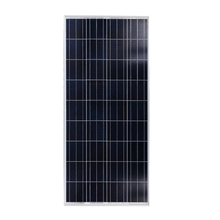150W Polycrystalline Silicon 12V Solar Panel for Home Use