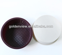kitchen tool large round shaped silicone pie cake bread baking mold mould mode bakeware ovenware