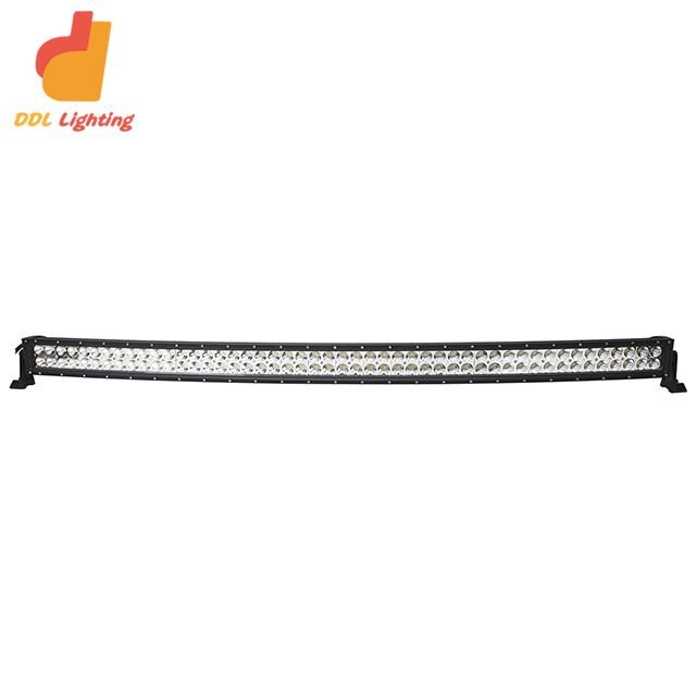 Factory diretly! 50 inch 288W Curved Led Light Bar 4x4 Epistar Led Car Light, Off road, auto led work light bar