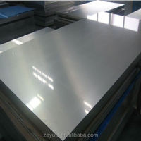 High quality Mill Mirror Anodized Coated 6061 Aluminum Plate / Sheet For Ship & Trailer