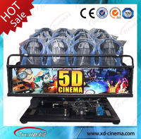 2014 most popular amusement equipment 5d movie theater cinema screen price hot sale cheapest 2 seat 5d cinema