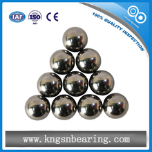 Chrome steel high quality bearing balls in factory price