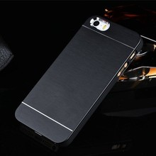 Hot Sale Aluminum Back Cover Case For iPhone 5g CellPhone Metal Case For iphone 5s