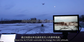 unlimite flight time tethered unmanned aerial vehicle ,multiroter uav drones
