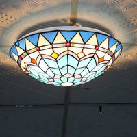 S06916CB of Antique tiffany ceiling lamp factory manufacturer for wholesale
