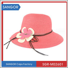 Top quality design plain kids bucket hats