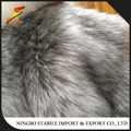 STABILE Free Sample Long Pile Faux Fur Fabric for coat