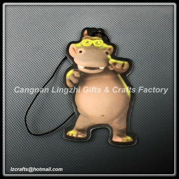 Animal Shape Custom Air Freshener