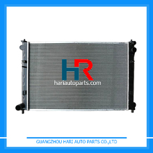 High Quality Aluminum Plastic car radiators for Mazda MPV ' 00-03 MTM