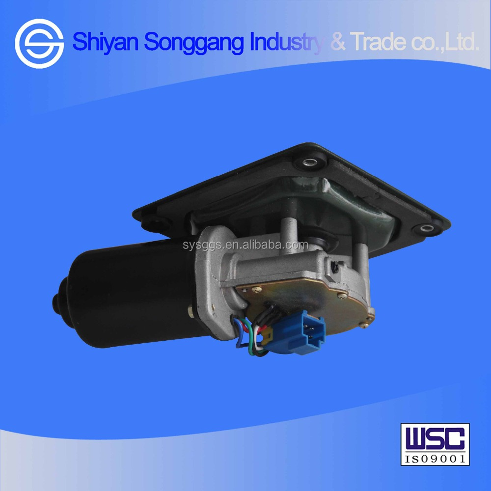 Dongfeng Kinland Kingrun T-lift truck spare parts 24V wiper motor assembly 3741010-C1100