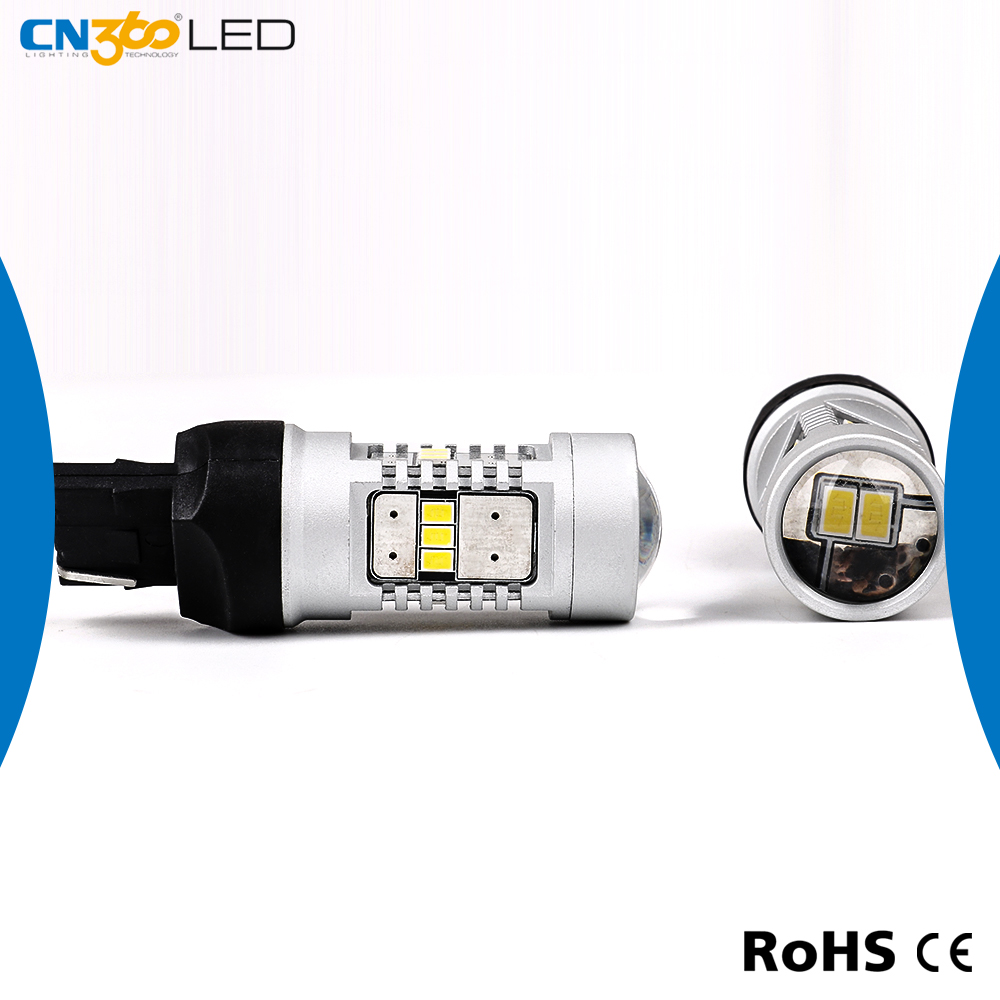 3020SMD led width lamp t20 led turning light to replacement halogen lamp