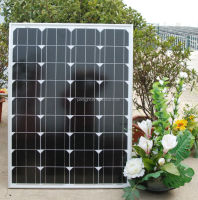 sunpower folding solar panel 80W monocrystalline cell with TUV CE