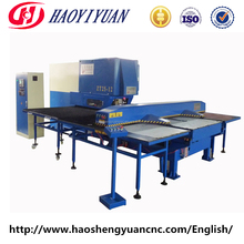 Supply good quality sheet metal processing cnc punch press/punching machine