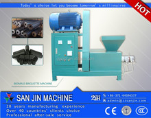 Green and enviromental protection Wood Log Chips sawdust Briquette Press Machine