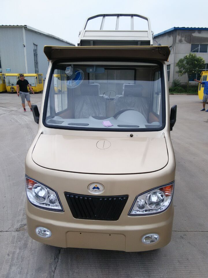 4 wheel electric cargo van for south africa market