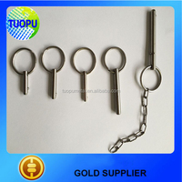 All kinds of safety lock pin,quick release ball lock pin,detent pin with ring