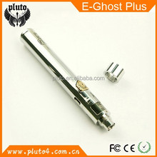 newest patent Ecig Battery E-Ghost Plus Variable Voltage 3.2-4.2v 1600mah Ego Usb Battery