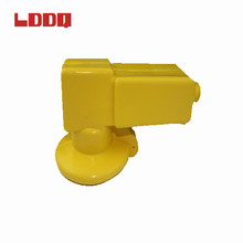 Yellow color termination type high end insulation electric used silicone protect cover
