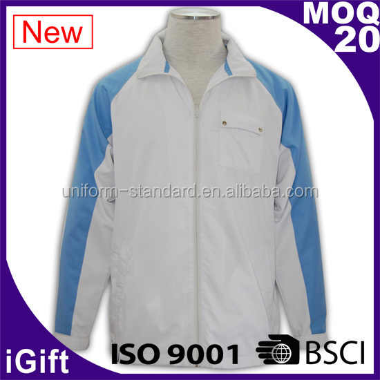 OEM clothing outerwear good quality sport jacket for men