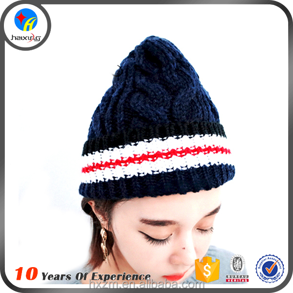 2016 Fashion Custom Ladies Winter Hat