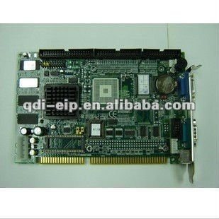 Advantech PCA-6741 ISA Half size CPU card onboard 32MB