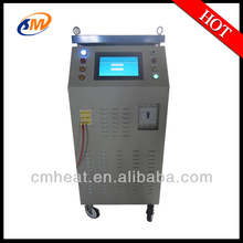 oil/gas transmission pipeline Induction heater