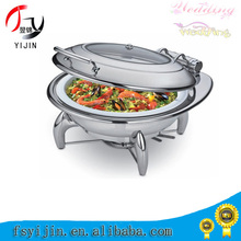 Hot sale factory price round food warmer pot