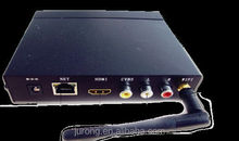 bus 3g/WIFI/GPS Advertising full hd media player