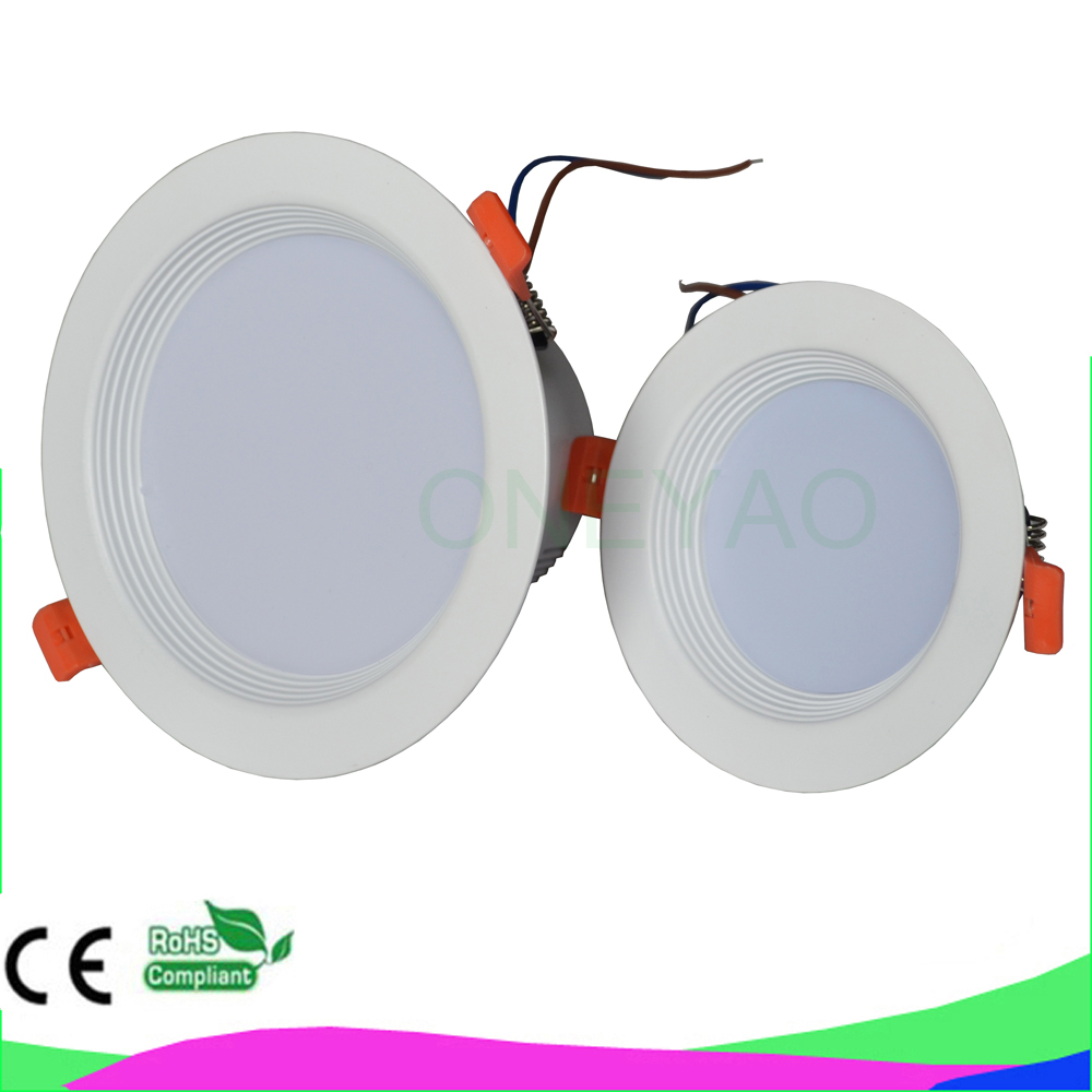 cut out 110mm SMD LED Downlight 12W