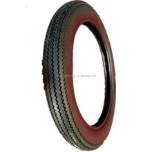 MOTORCYCLE TYREtubeless180/65-16 DOT CROSS PATTERN