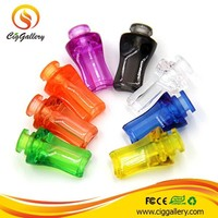 Cig Gallery high quality ecig drip tips 510 flat drip tip adjustable drip tips