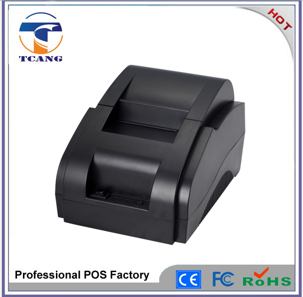 58mm Lan kitchen printer thermal receipt printers