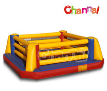 PVC Comercial grade high quality inflatable fighting ring boxing